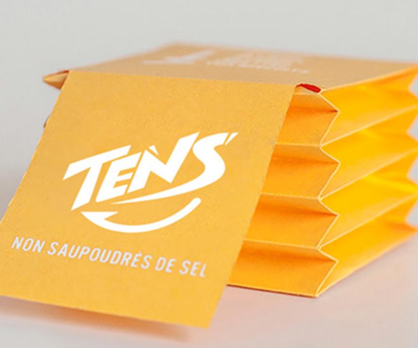 TENS 饼干